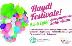 TRAKYA'DA FESTİVAL COŞKUSU!