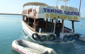 """""""Sessiz Gemi"""" Yayla Limanı'ndan kalktı"""