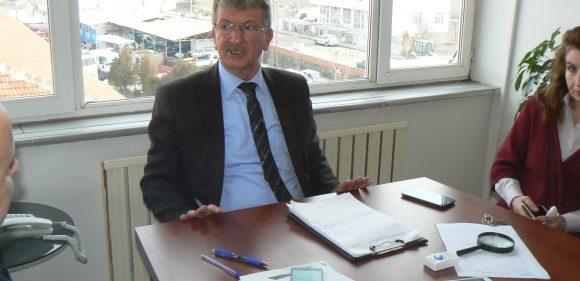 Belediye Başkanı Bostancı…