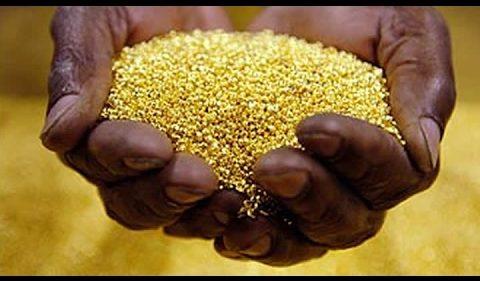 Ender bulunan bir maden: Altın