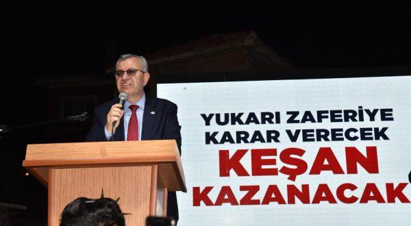 Helvacıoğlu,  mahalle gezilerine başladı