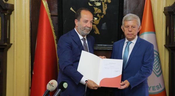 Gazeteci Özsoy,Gürkan'ın danışmanı oldu