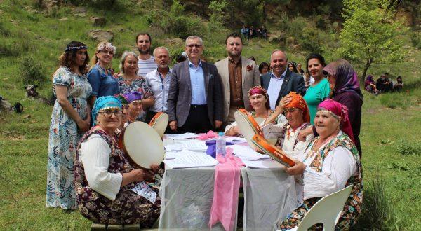 Keşan ve Çamlıca'da hıdırellez etkinlikleri