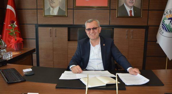 Helvacıoğlu: Belediye'nin 25 milyon lira alacağı var